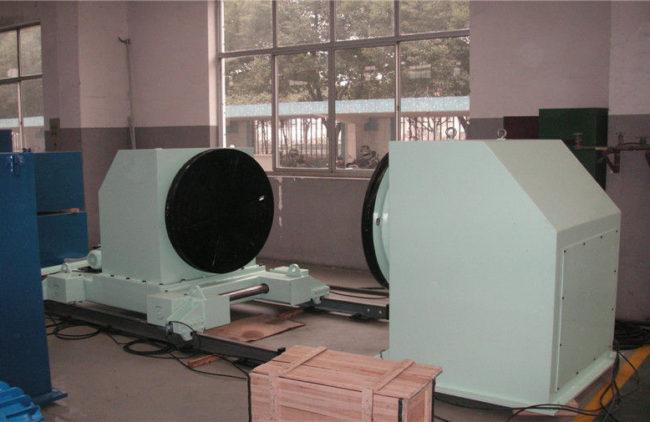 主轴箱和尾座焊接定位器