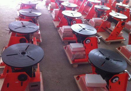 Positionneur de soudage de tuyaux WP 1 tonne