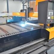 Gantry Type CNC wearing plate welding machine