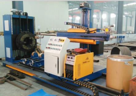 Máquina de solda de tubos resistentes ao desgaste