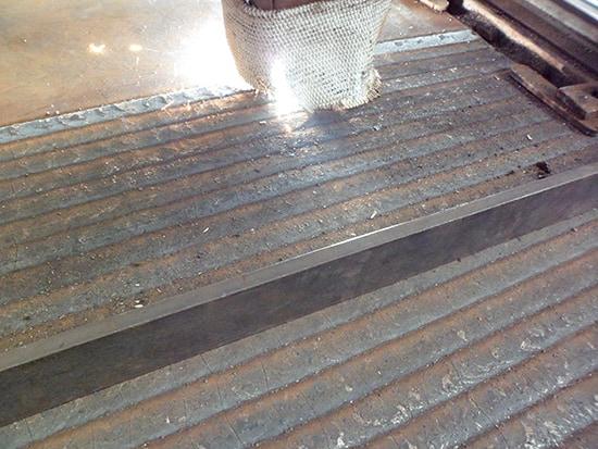 Build Up Welding Wear Steel Plate Soho
