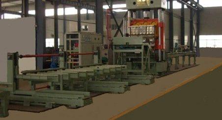 Pressão de soldagem de grade de aço GYH-1600-2D