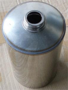 Straight seam welding machine sample 1