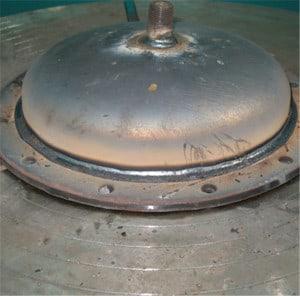 Straight seam welding machine sample 2