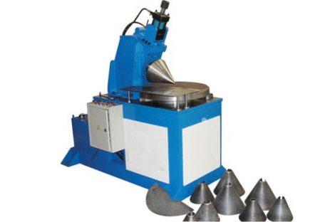 Automatic cone rolling machine