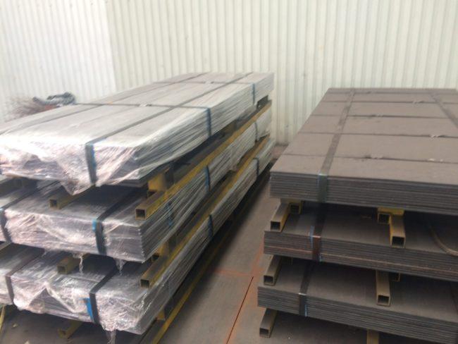 Chromium Carbide Plate