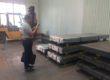 Khách hàng Ấn Độ thăm cơ sở sản xuất tấm mặc
